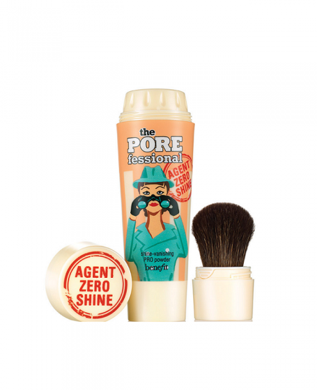 BENEFIT THE POREFESSIONAL : AGENT ZERO SHINE
