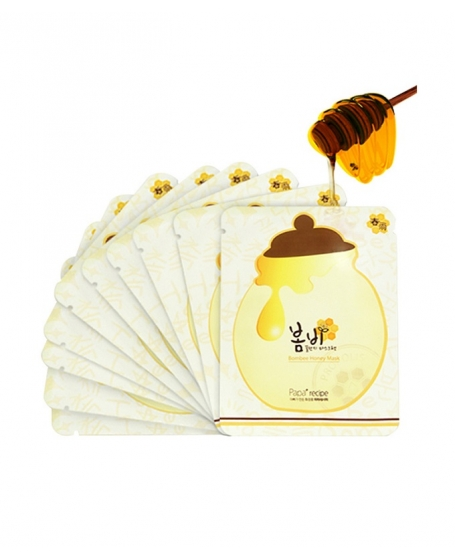 PAPA RECIPE BOMBEE HONEY MASK PACK - 10PCS