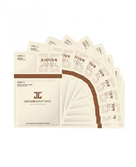 JAYJUN SKIN FIT MASK - 10PCS